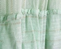 Popular Items For Ruffle Curtain On Etsy