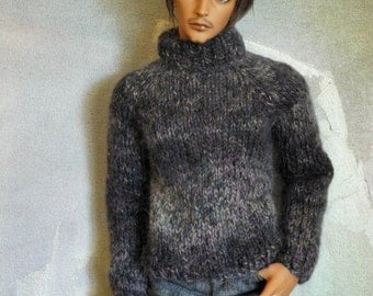 EID Model BJD sweater Brother Dark