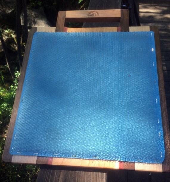 Fiber Blending Board by Moonsong Fiberworks