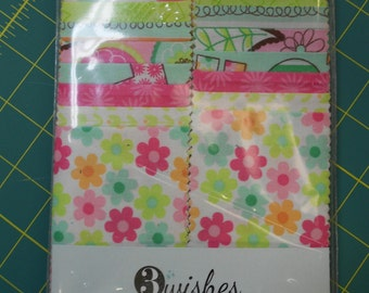 """Jelly Roll - Birdwood Collection from 3 Wishes Fabrics - 20 Count Package of 2 1/2"""" x WOF Strips"""