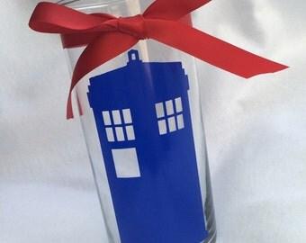 Doctor Who Wedding Vase Centerpiece Geek Nerd