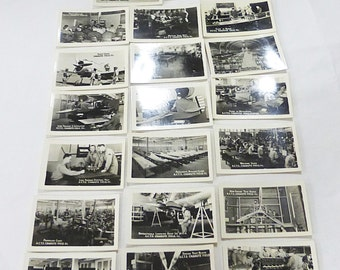 WWII era Chanute Field Rantoul IL militaria pictures vintage lot of 20