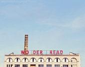Decay Photography, Buffalo New York, Buffalo Photography, Wonder Bread Factory, Abandoned, Industrial, Rust Belt, Retro, Minimal Modern