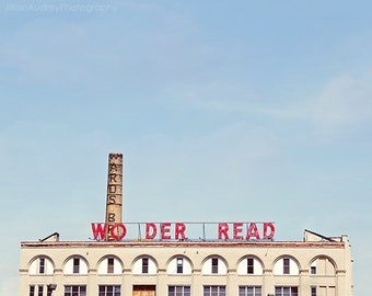 Decay Photography, Buffalo New York, Buffalo Photography, Wonder Bread Factory, Abandoned, Industrial, Rust Belt, Retro, Minimal Modern