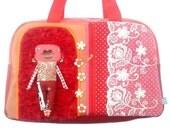 Bag molly creative bag unique bag n72 Pin Up bag