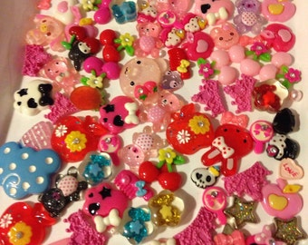 Kawaii Cabochon 30pc set