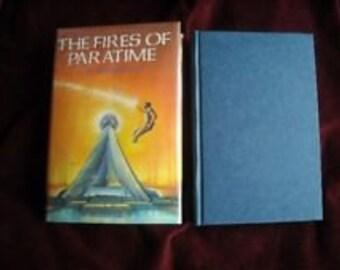 1982 Pocket Books, L. E., Jr. Modesitt, Sci Fi Novel, Mythical, Science Fiction, Novel, Book, VIntage, Orange, Book Club Edition, Free Ship