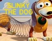 Slinky the Dog Costume