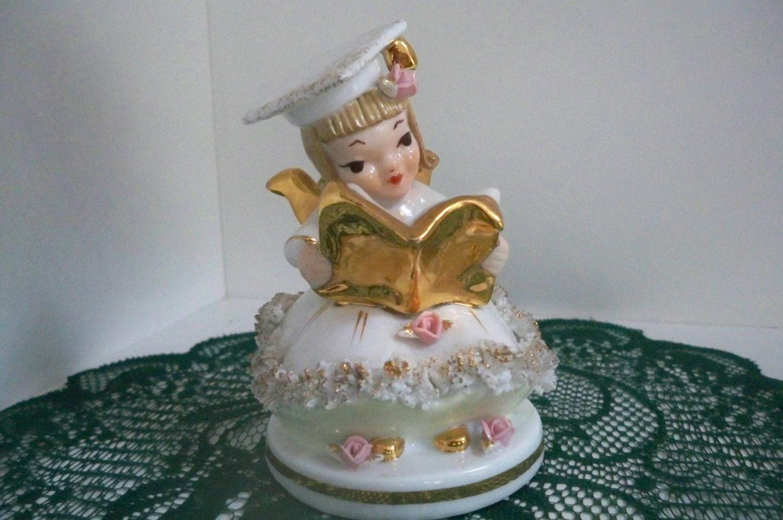 figurine lefton vintage Cole's