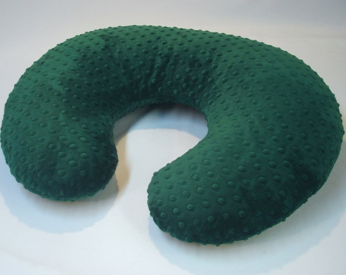 Emerald Green Boppy Pillow Cover