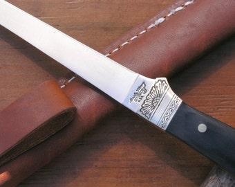 Schrade Uncle Henry Steelhead Fillet Filet Fishing Knife, Custom Engraved Personalized Valentines Day Gift for Husband, Boyfriend, Men, Him