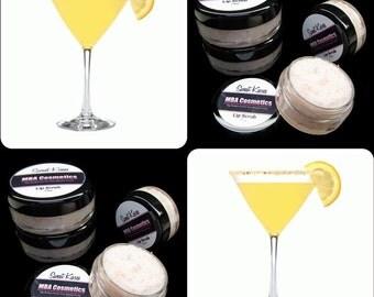 Sweet Kisses Exfoliating Lip Scrub-Lemondrop Pucker 10gr/.35oz