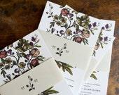 Printable Flora Invitation Band