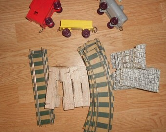 Train set  piece set Marilyn 58 pieces Learning toy SALE