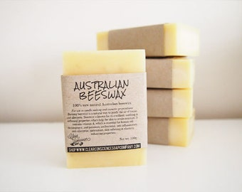 Raw ingredient (Beeswax)