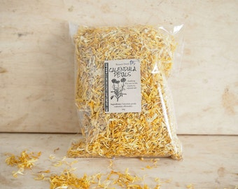 Cheap calendula petals