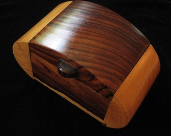 Miniature Domed Chest, 1940's Design