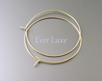 10 Hoop earrings, ear wires earwires for making jewelry, unique jewelry, diy handmade jewelry supplies B018-BG
