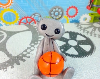 Basketball Robot (Oops- AS IS)
