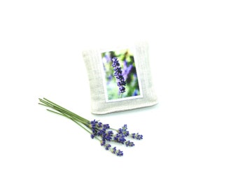 Organic lavender sachet, bridesmaids gifts, bridal shower favor, wedding shower favor, drawer freshener, aromatherapy