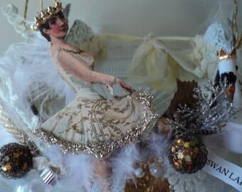 SwanLake Ballet Crown