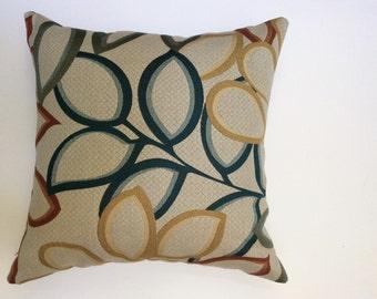 "Pillow covers designer decorative geometric accent 18"" x 18"" pillow cover, toss pillows, throw pillows, sofa pillows, home decor, pillows"