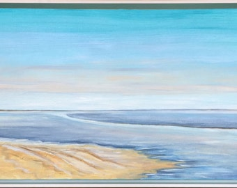 Cape Cod Bay 2 Oil Painting