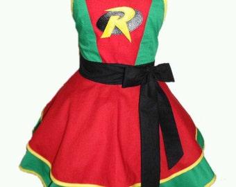 Robin Retro Apron