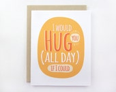 I Would Hug You - All Day If I Could