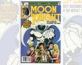 Marvel Comics Moon Knight #1 Nov 1980