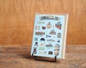 Lancaster City Landmarks - 8 Card Pack