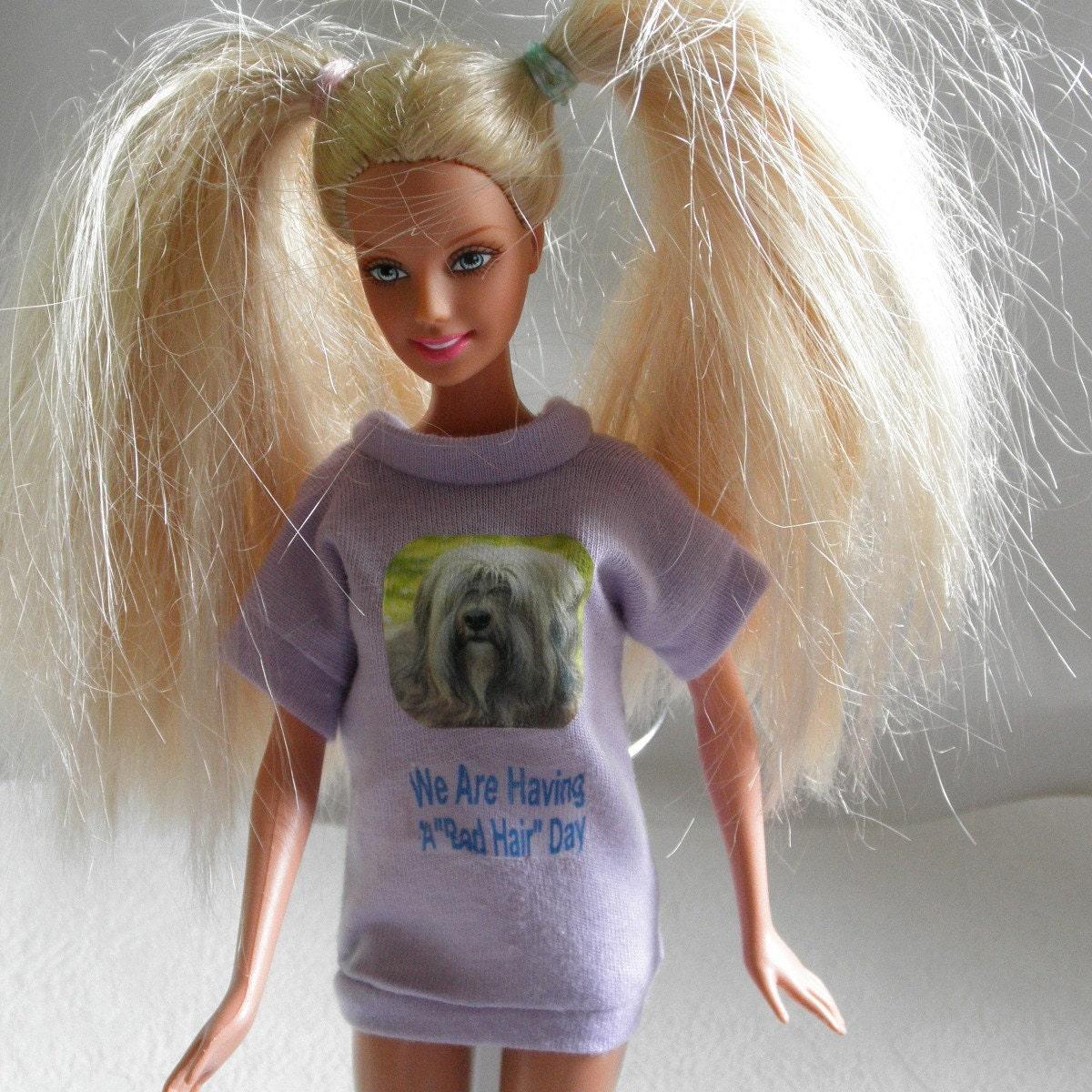 Barbie Bad Hair Day