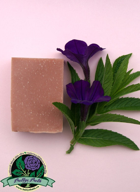 Sea Salt Cleansing Soap Bar - All Natural Cold Press - One of Batty's Top Ten Picks