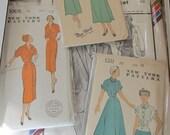 Large Lot of Vintage Patterns (box 1)