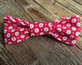 Red Little Boy Bow Tie
