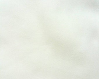 White Sateen 33.5 x 118