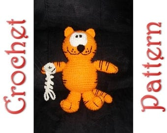Heathcliff a Crochet Pattern by Erin Scull