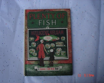 Plenty of Fish by Millicent Selsam - A Science I can Read Book - 1960