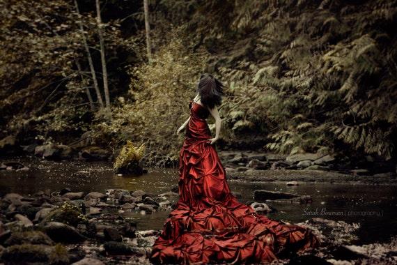 "Fine Art Print of ""Marzanna"" by Sarah Bowman Photography"