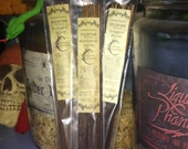Enigma Incense - 20 Stick Variety Pack - Hand Dipped, Strongly Soaked