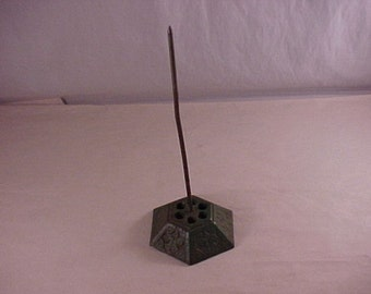 Cast Iron Base Office Paper Spindle