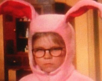 Ralphie pink bunny | Etsy