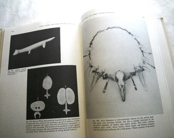 1970s Art From Found Materials Book
