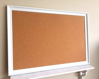 jewelry organizer cork board large bulletin board by. Black Bedroom Furniture Sets. Home Design Ideas