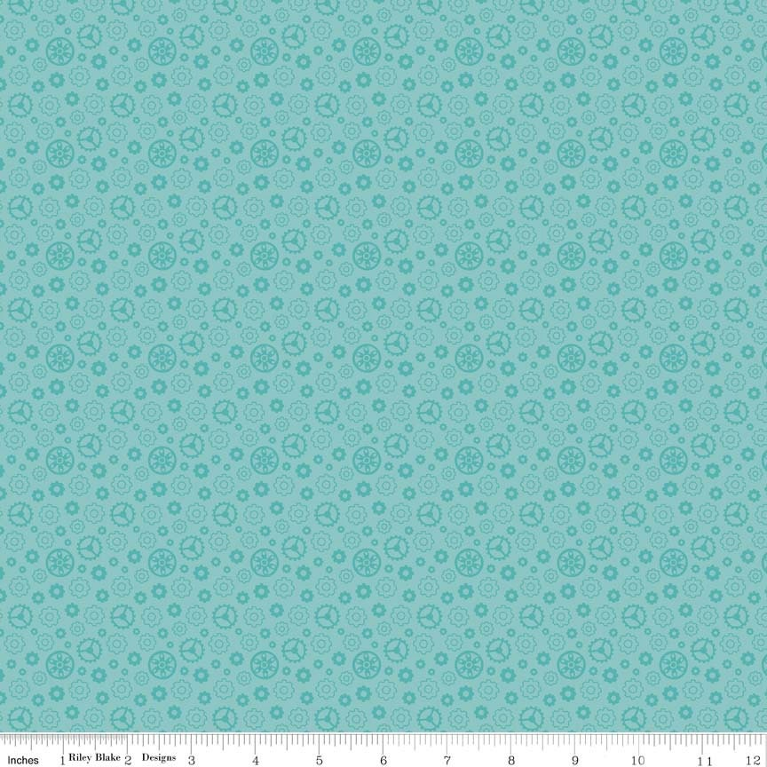 Fabric by the yard boys blue cotton quilt fabric by the for Boys cotton fabric