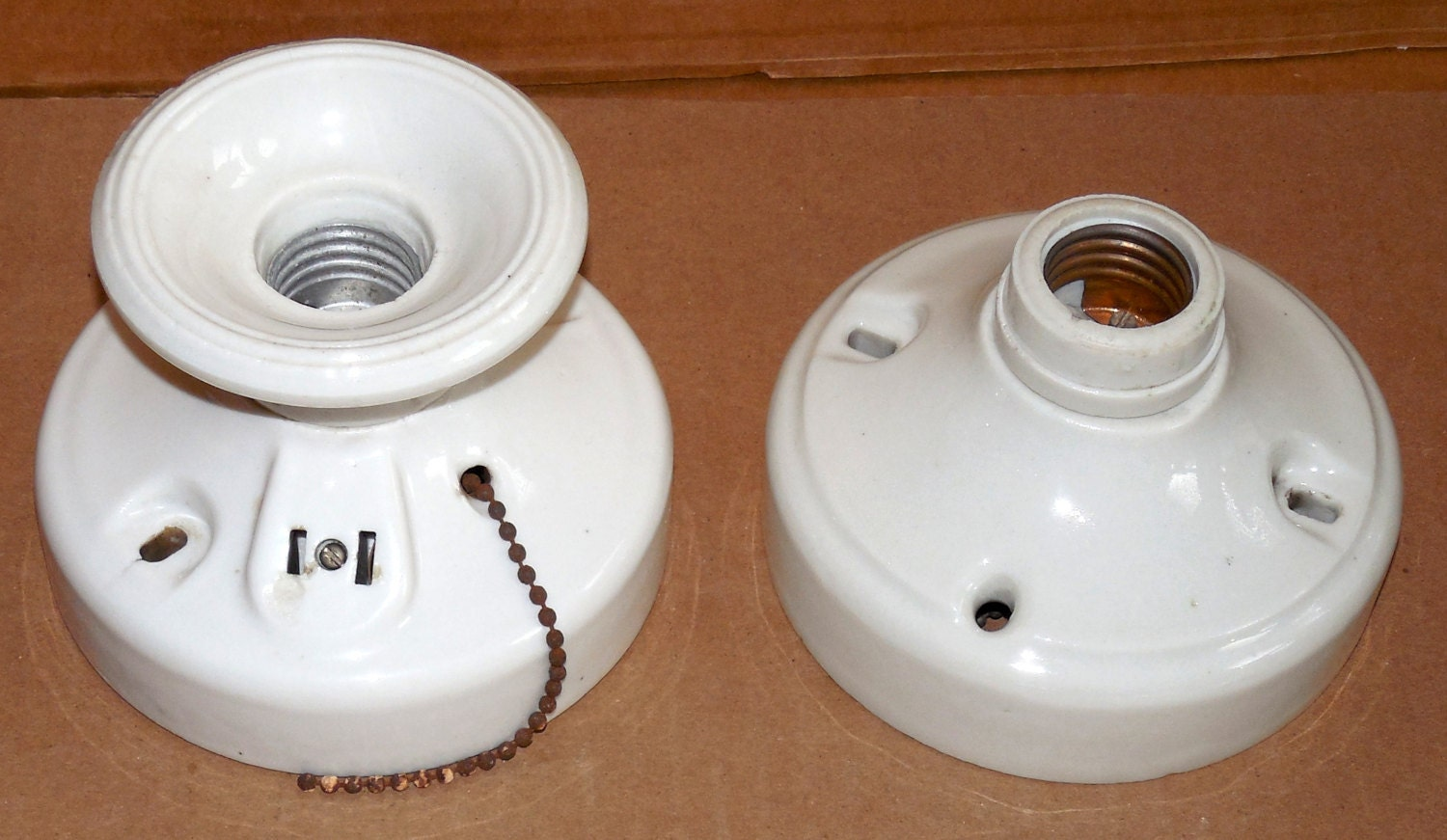 Vintage ceramic ceiling lights : Vintage porcelain ceiling light fixtures ceramic