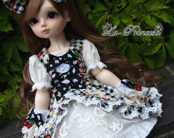 La-Princesa Lolita Outfit for Rosenlied Holiday (No.Holiday-001)