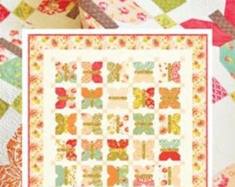 Painted Ladies - Quilt Pattern from Fig Tree