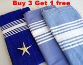 Turkish Towel,Beach Towel,Peshtemal,Turkish Bath Towel,Blue Towel,Bachelorette Party Gift,Welcome Bag Gift,Bridesmaid Gift,Organic Towels