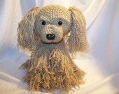 Crochet Cocker Spaniel dog ANY breed you like